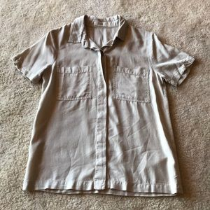 Glam: American Made Tan Shirt